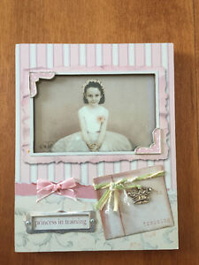 2 X Picture/Photo Frame Perfect for Little Girl's Room,