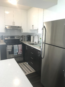 Fully renovated 3.5 Available NOW**!
