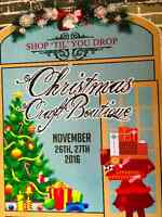 WANTED VENDORS  Christmas Craft Boutique