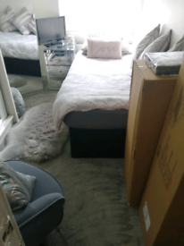 Bed & mattress for sale