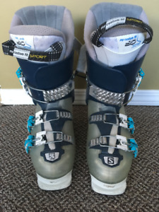 Women's Ski Boots - Salomon Quest Pro
