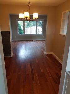 Fabulous newly renovated 3 bedroom townhouse Upper Gage Hamilton