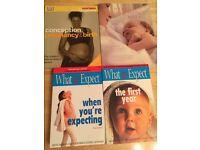 Pregnancy and birth books