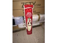 BARGAIN! Adult cricket set - Paul Collingwood - PERFECT CONDITION FOR ITS USE! Offers welcome