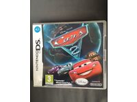 Nintendo DS Disney Cars 2 Game