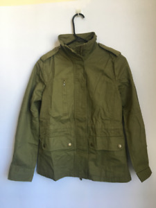 Women's olive Fashionnova fall jacket