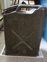 Antique Jerrycan from 1951