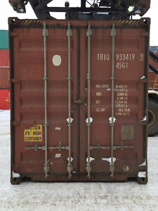 Sea Cans for Sale Shipping Storage Containers - Specials Edmonton Edmonton Area image 2
