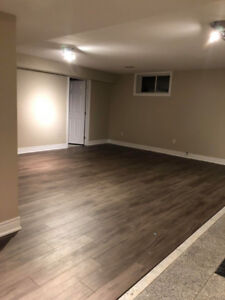 2 Large Bdrm Basement for Rent | Ancaster