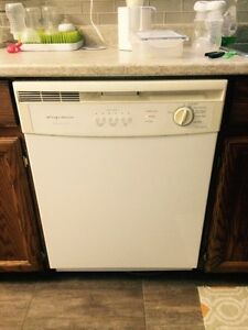GE stove and Fridgidaire dish washer for sale need gone...