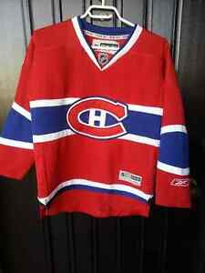 Montreal CANADIENS Habs jersey YOUTH Windsor Region Ontario image 2