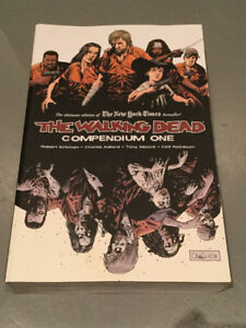Walking Dead Comic Book