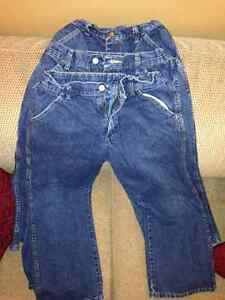 3 Pairs Sz 14 Boys Husky Jeans - Great Condition