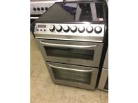 Zanussi Stainless Steel, Electric Cooker,