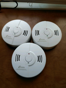 Hard Wired Kiddie Smoke and CO2 Detector