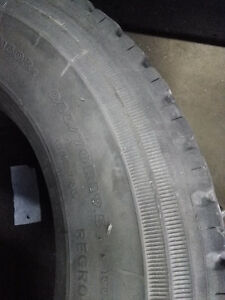 245/70 R19.5 Dually Drive Tires hyperradial Peterborough Peterborough Area image 3