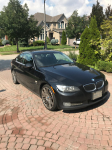 2009 BMW 335i xDrive Coupe, No accidents, One Owner
