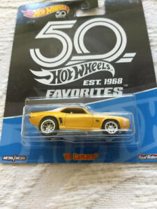 Hot Wheels 50th Favorites, 69 Camaro