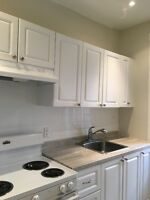LARGE BRIRGHT RENOVATED 3.5 IN THE HEART OF NDG - SHERBROOKE ST