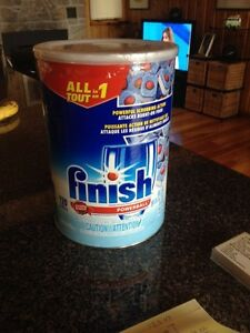 Finish Dishwasher Powerball Tabs. -Sold pending pick up