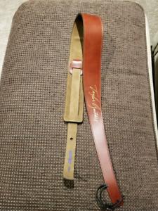 Taylor guitar shoulder strap