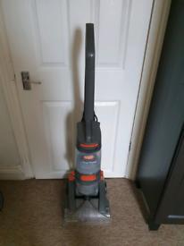 Carpet Cleaner: Wax Dual Power W86-DP-B