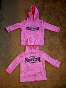 Brand new Peggy's Cove Canada hoodies
