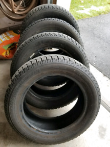 Michelin X-ice winter tires - MINT condition!