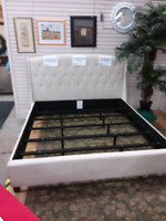 King Size Frame at Waterloo ReStore NEW PRICE