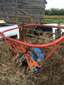 Small Seeder for Tractor  3 point hitch Regina Regina Area image 5