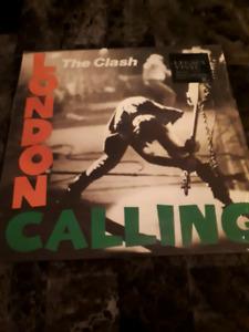 London Calling The Clash 180g vinyl
