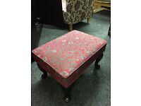 Footstool free delivery