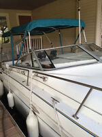 25 Ft Larson Cabrio Cruiser priced to sell