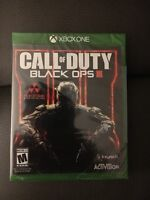 XBOX ONE Call Of Duty Black Ops 3 SEALED!!