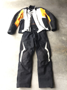 BMW Motorcycle Suit (Gently Used - Almost New $750.00)