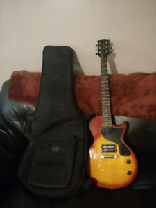 Gibson Talent guitar and guitar case