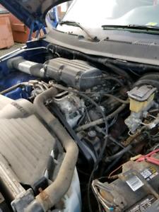 Dodge ram 1500 1995 part out