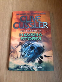 Clive cussler books job lot