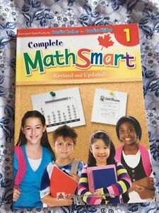 Grade one math practice book
