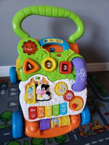 Vtech Sit N' Stand Learning Activity Walker
