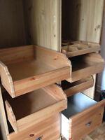 Armoire-Penderie et meubles PAX IKEA
