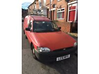 Ford Escort 55 van 1.8D GOOD RUNNER