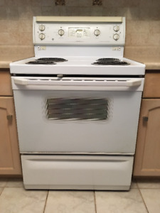 """GE 30"""" Convection Stove"""