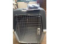 Dog cage ,carrier ,transport crate ,kennel