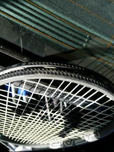 Head tennis racket. Almost brand new. TiS6 lightweight.