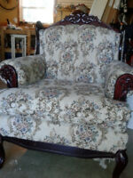 Furniture Refinishing & Re-upholstery