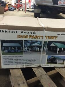 20' x 20' Party Tent New in Box