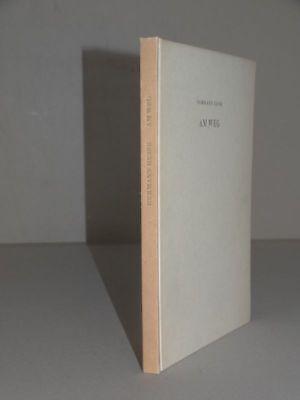 Am Weg Acht Erzählungen - Hermann Hesse - limitiert Lyrik Dichter Dichtung 1943