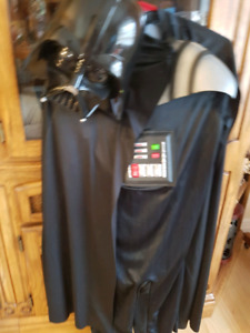 Halloween Darth Vader Costume