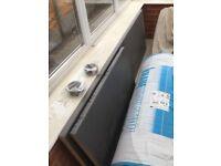 New Grey slate Laminate worktops from Wickes